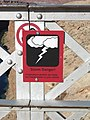 Navajo Bridge - Colorado River - Storm Danger - Warning Sign - panoramio.jpg