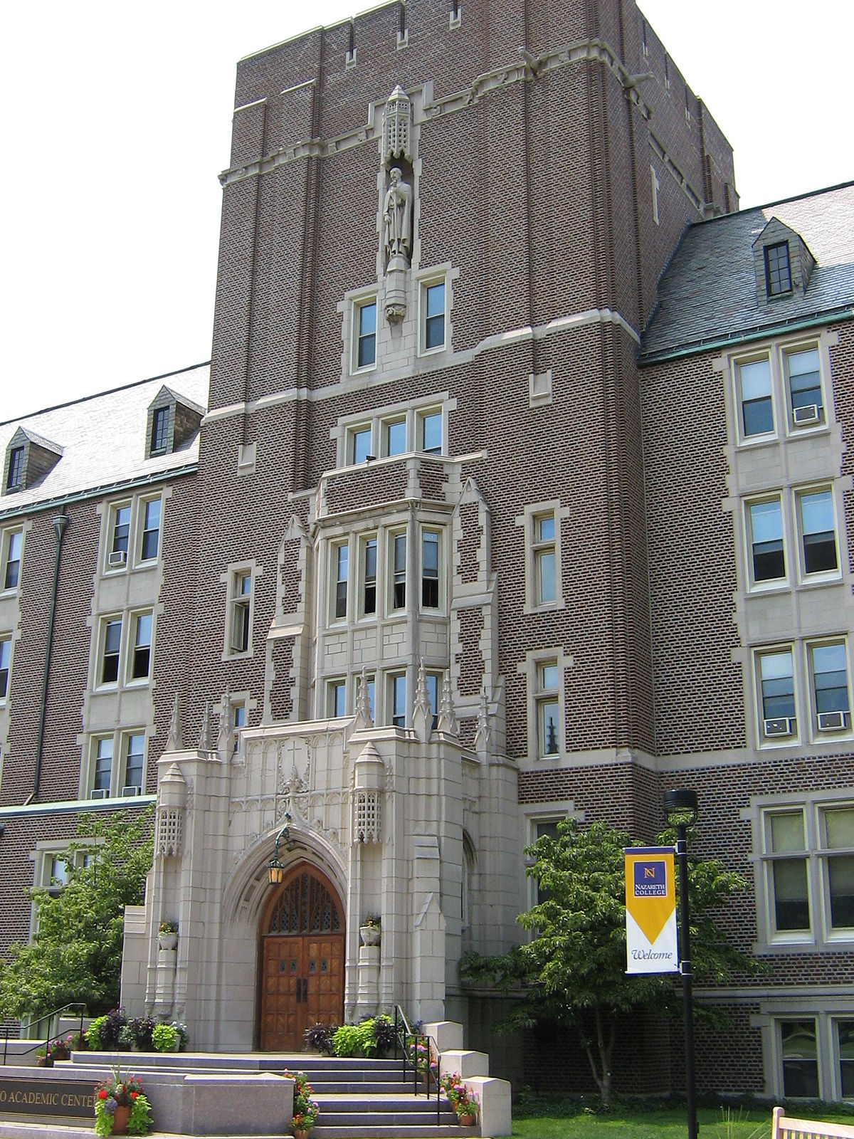 nazareth college  new york