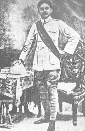 Kazi Nazrul Islam - In the British Indian Army