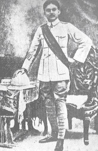 Kazi Nazrul Islam - In the British Indian Army