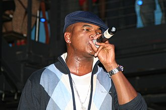 Ne-Yo - Ne-Yo promoting Because of You in 2007