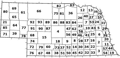 Vehicle Registration Plates Of Nebraska Wikipedia
