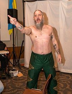 Necro Butcher American professional wrestler