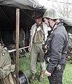 Nederlandse soldaat en chirurg bevrijdingsfestival Brielle 2015.jpg