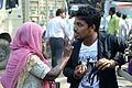 Needy Communication - Strand Road - Kolkata 2013-11-09 4386.JPG