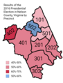 NelsonCountyVirginia2016PresidentialElection.png