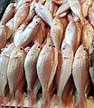 Nemipterus japonicus (Japanese threadfin bream) in a Philippine fish market.jpg