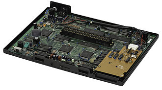 Neo Geo (system) - The Neo Geo AES motherboard.