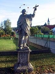 Statue of John of Nepomuk (Ebenthal, Lower Austria)