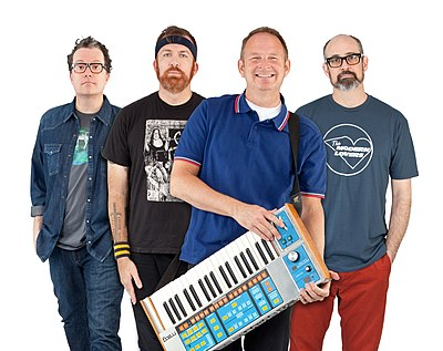 Picture of a band or musician: Nerf Herder