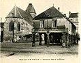 Neuilly-en-Thelle (60), église et ancienne mairie, début XXe siècle.jpg
