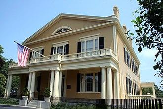New Bedford Whaling National Historical Park - Image: New Bedford Whaling National Historical Rotch Jones House 2006