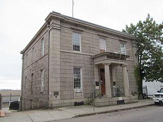 New London Customhouse United States historic place