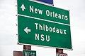 Neworleans roadsign exit nsu thibodaux.jpg
