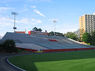 Nickerson Field - Image: Nickerson Field 2