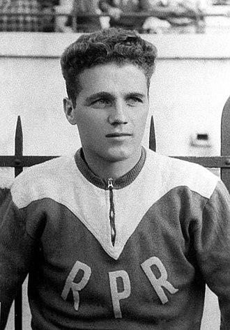 Nicolae Tătaru - Tătaru in 1955