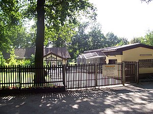 English: the animal shelter in Düren-Niederau ...