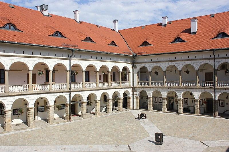 Niepołomice - Zamek Królewski