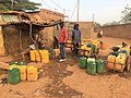 Niger, Niamey, Taladje (Rue TJ-6), water point.JPG