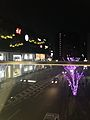 Night view from Canal City 20140104.jpg
