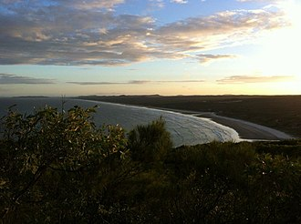 Byfield National Park - Nine Mile Beach, Byfield National Park