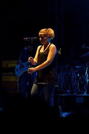 Noemi (singer) - Noemi in concert