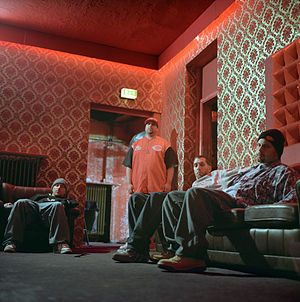 Non Phixion - Hamburg/Germany 2003