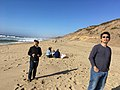 NorCal2018 Flying UMX Radian at the beach Fort Ord Dunes State Park Monterey Bay IMG 1920.jpg