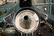 North American X-15 Nozzle