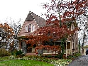 Wayne, Pennsylvania - House in the North Wayne Historic District
