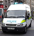 Northern Constabulary Ford Transit Personnel Prisoner Van.jpg