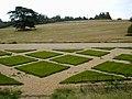 Northington Grange geometric lawn - geograph.org.uk - 416952.jpg