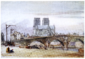 Notre Dame, Paris, by William Callow.png