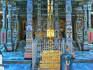 Fanas Wadi - Shri.Balaji temple. 2014