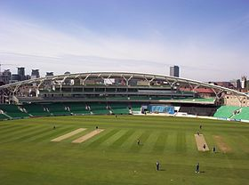 OCS Stand (Surrey v Yorkshire in foreground).JPG