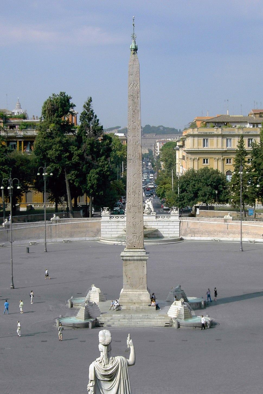 Obelisk-popolo
