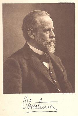 Heinrich Obersteiner