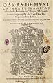 Obras de musica para tecla arpa y vihuela de Antonio de Cabeçon 1578.jpg