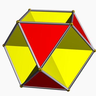 Hemipolyhedron - Image: Octahemioctahedron
