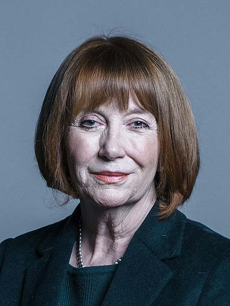 File:Official portrait of Baroness Symons of Vernham Dean crop 2.jpg