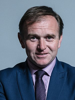 George Eustice - Image: Official portrait of George Eustice crop 2