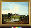 Oil Painting of Chouteau's Pond.jpg