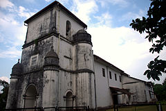 Old Goa,Church of Lady of Rosary.jpg