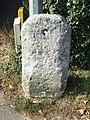 Old Milestone - geograph.org.uk - 1508248.jpg