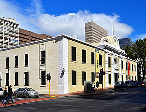 Heritage Western Cape -  Old Slave Lodge provincial heritage site, Adderley Street, Cape Town