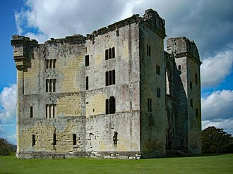 Wardour Castle - Ruins of Old Wardour Castle