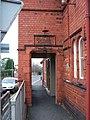 Old police station - entrance - geograph.org.uk - 1092724.jpg