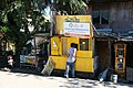 On the streets of Talisay, Cebu, August 9 2017-a yellow kiosk.jpg