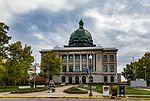 Oneida County Courthouse, Rhinelander, Wisconsin (30016526046).jpg