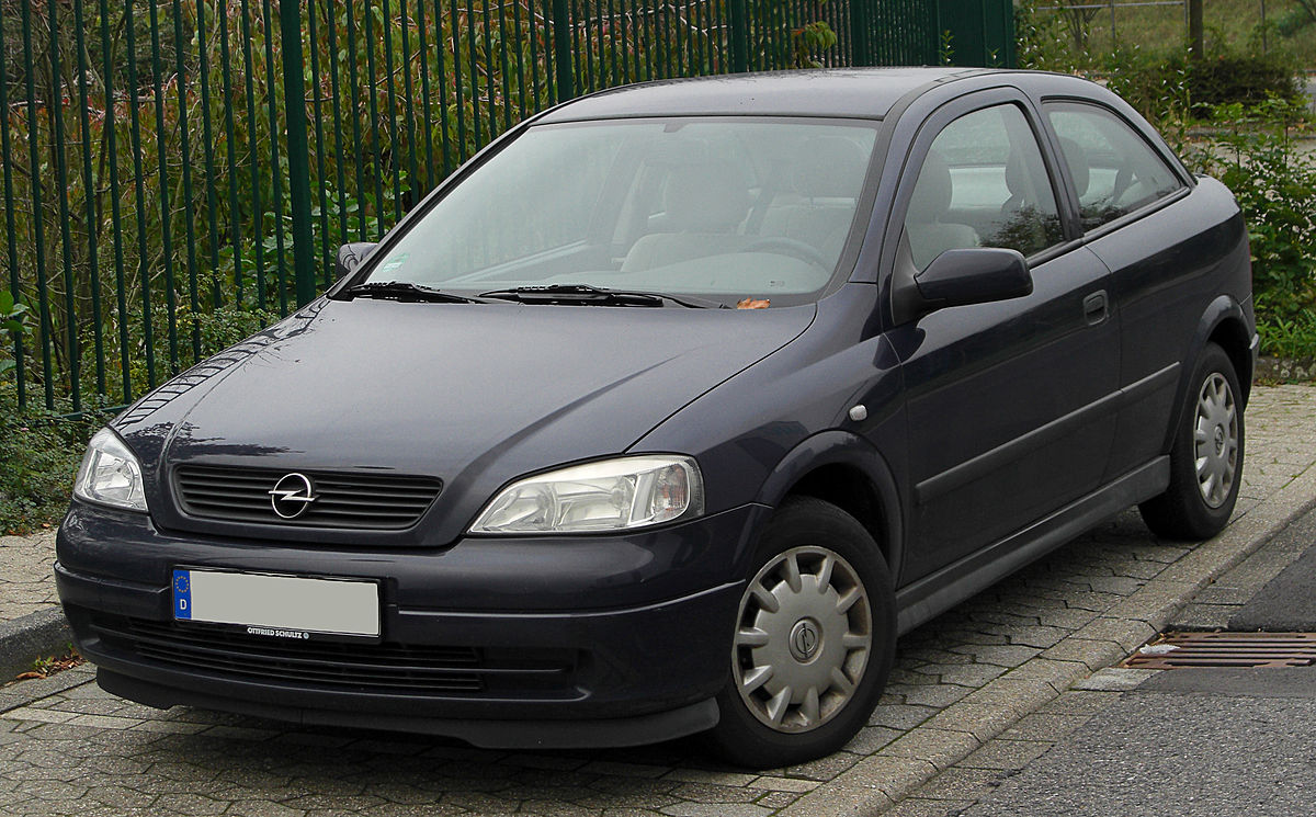 opel astra g  u0412 u0456 u043a u0456 u043f u0435 u0434 u0456 u044f Opel Astra 2008 Opel Astra 2010